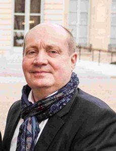 Pierre Creuzet, directeur général de Centre-Ville en Mouvement