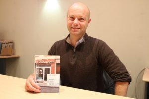 Le journaliste Olivier Razemon