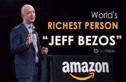 La fortune de Besos est désormais estimée à 134 milliards de dollars.