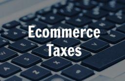 Bientôt une taxe sur le e-commerce ?