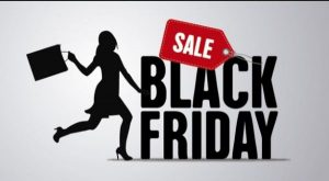 Black Friday-Sales