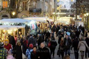 A Strasbourg, syndicats et commerçants s'affrontent sur l'ouverture des commerces le premier dimanche des soldes