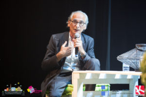 Jean-Pierre Lehmann, lors du rendez-vous national pour le centre-ville organisé le 24 septembre 2018 par la FNCV.