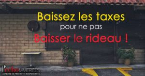 abbatement fiscal commerçants