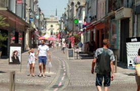 Les commerçants de Libourne seraient les premiers affectés dans le cas où s'implanterait un village de marques à Coutras.