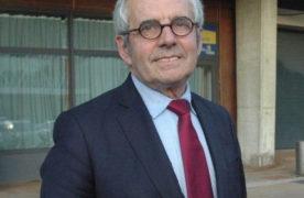 Francis Palombi Président de la Confédération des Commerçants de France.