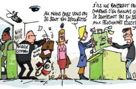 sécurité dans les commerces